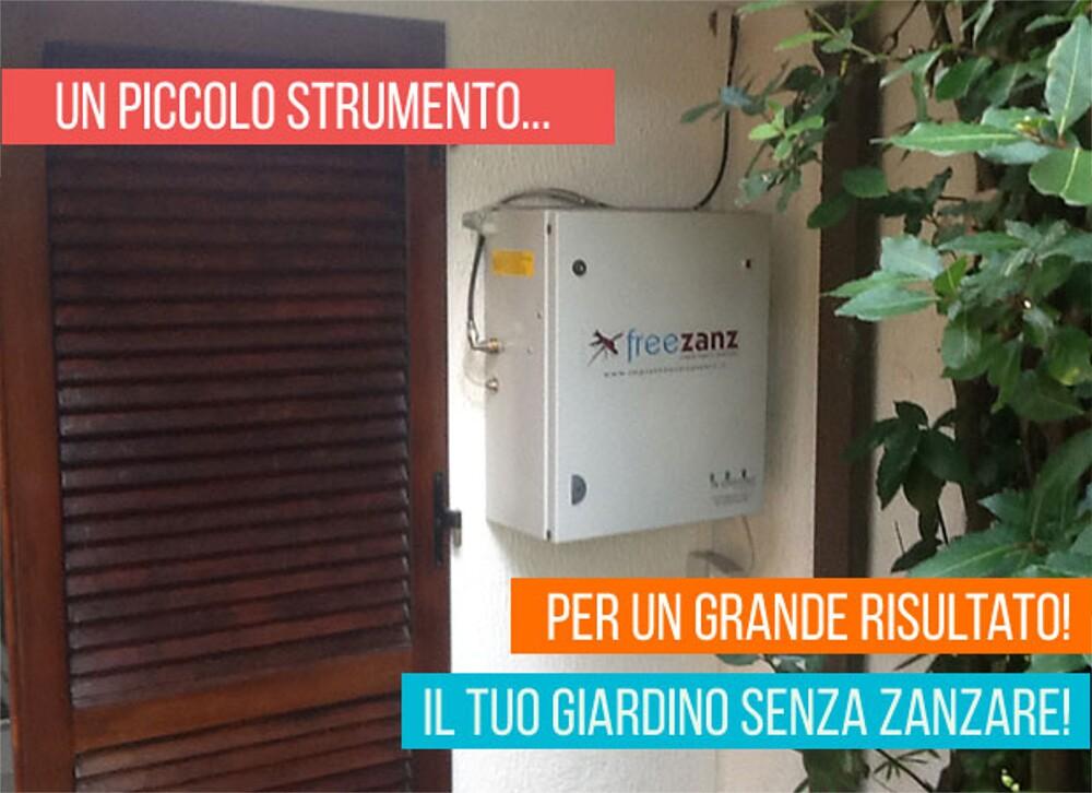 Antizanzare sistema antizanzare - Rimedi contro le zanzare in giardino ...